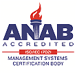 ANAB Accredited | ISO/IEC 17021 | Management Systems Certification Body