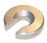 "Product Image - Stainless Steel Equalizing ""C"" Washers"
