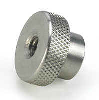 Product Image - Stainless Steel Knurled Head Nuts