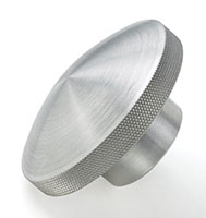 Product Image - Aluminum Domed Knurled Knobs