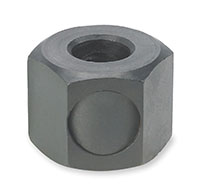 Product Image - Standard Button Thread Hex Nuts