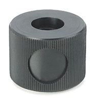 Product Image - Metric Button Thread Knurled Nuts