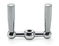 balanced Double Crank Handles