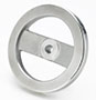 Product Image - Two-Spoke Aluminum Handwheels