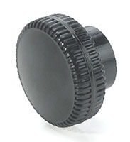 Product Image - Plastic Hand Knobs (Circular)