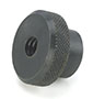 Product Image - Nylon Knurled Finger Nuts